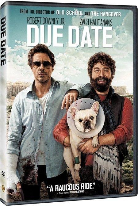 <strong><em>Due Date</em></strong> DVD artwork