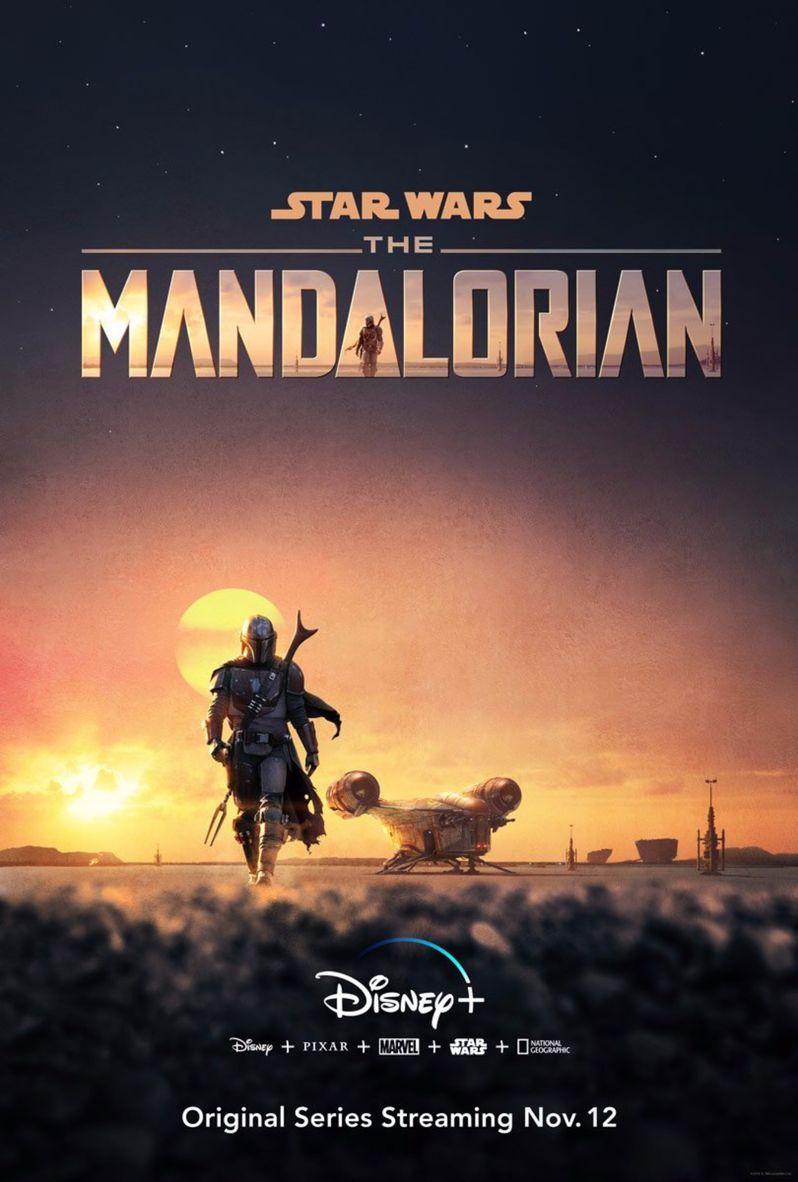 <strong><em>The Mandalorian</em></strong> Poster