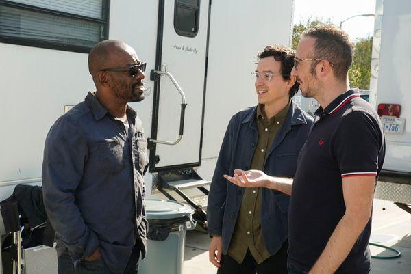 <strong><em>Fear the Walking Dead</em></strong> Season 4 Set Photo 2