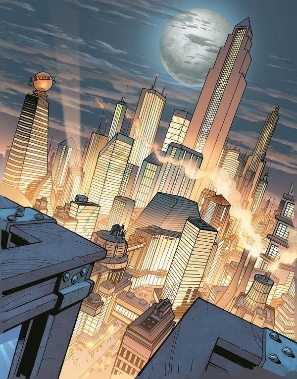<strong><em>Metropolis</em></strong> Artwork