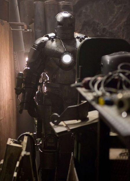 Your First Look at <strong><em>Iron Man</em></strong>