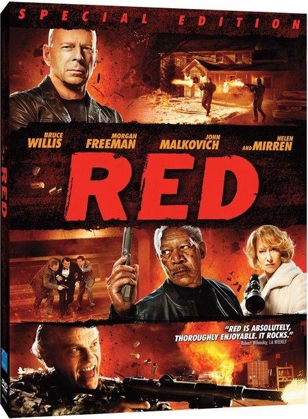 <strong><em>Red</em></strong> DVD Special Edition artwork