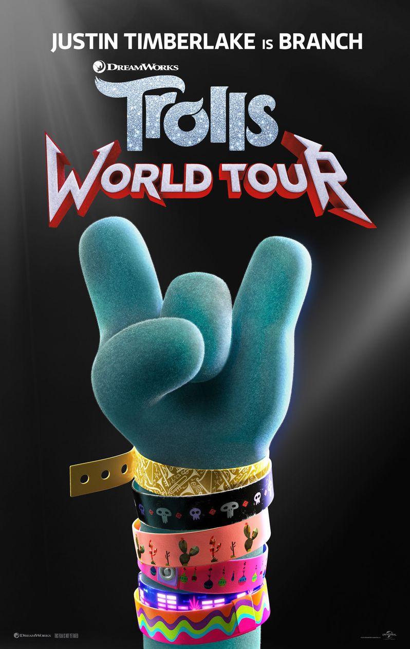 <strong><em>Trolls World Tour</em></strong> poster #1