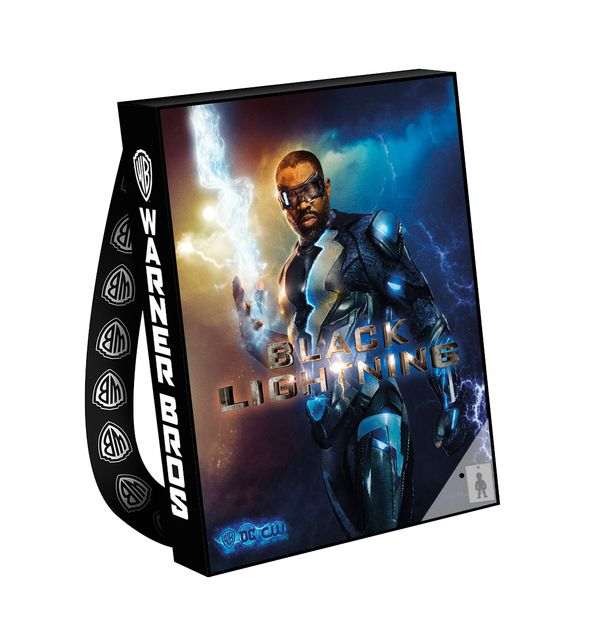 Black Lightning SDCC 2017 Bag