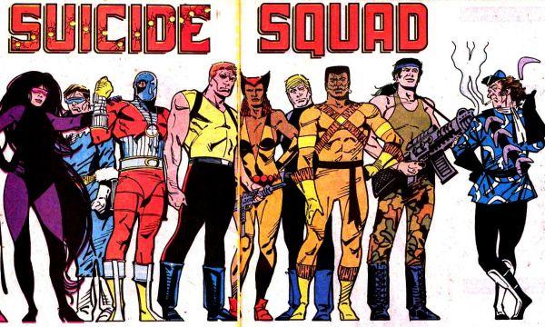 Original <strong><em>Suicide Squad</em></strong>