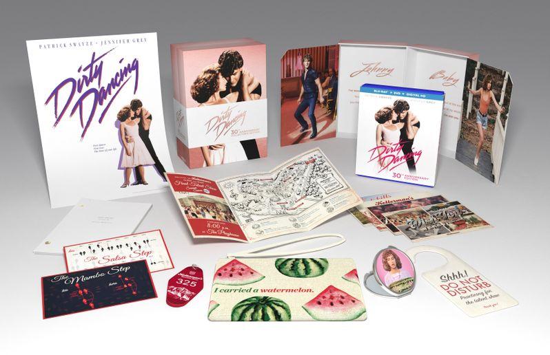 <strong><em>Dirty Dancing</em></strong> Blu-ray Box Set