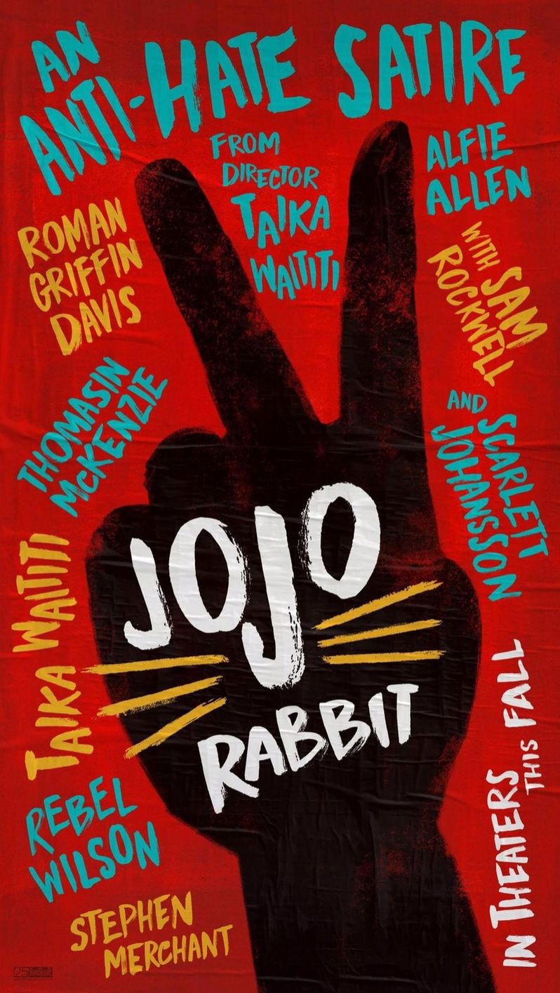 <strong><em>Jojo Rabbit</em></strong>