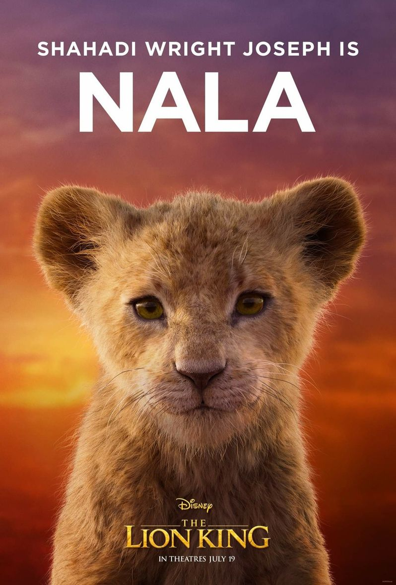 <strong><em>The Lion King</em></strong> Nala Poster #2