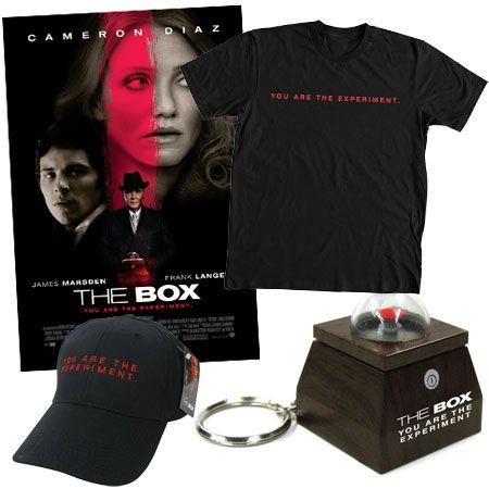 <strong><em>The Box</em></strong> Giveaway