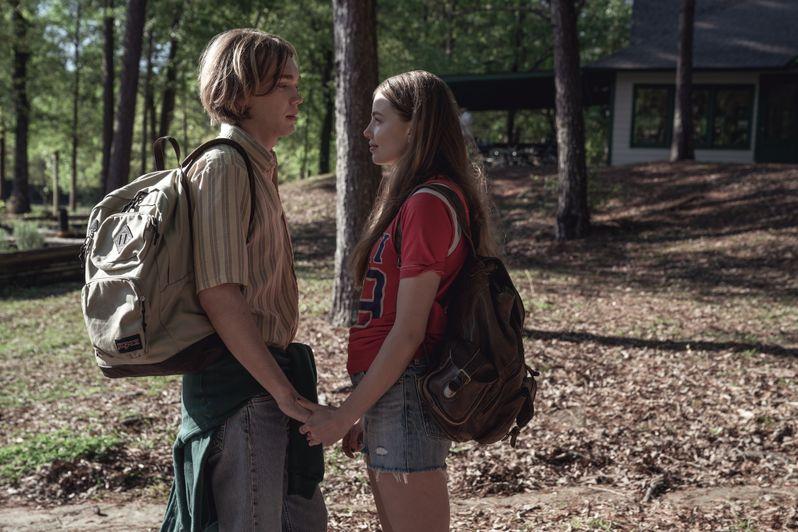 <strong><em>Looking for Alaska</em></strong> on Hulu #1