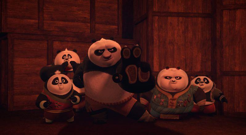 <strong><em>Kung Fu Panda: The Paws of Destiny</em></strong> season 2 photo #3