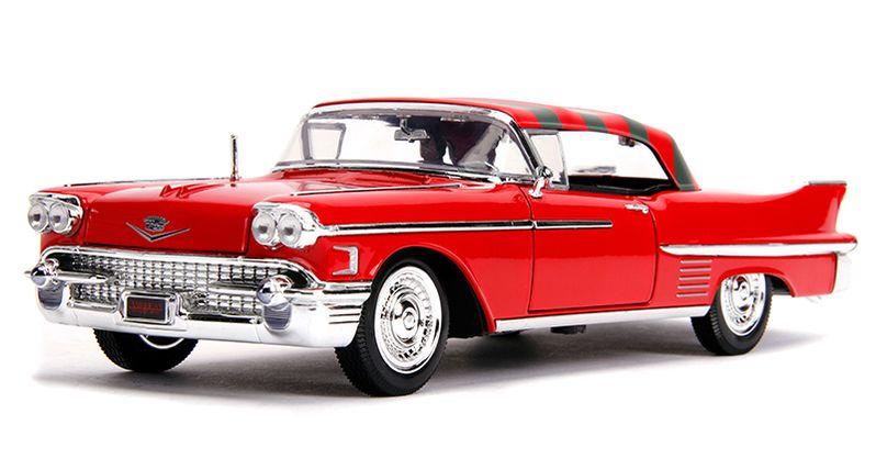 Freddy Cadillac Nightmare on Elm Street Toy Car Photo #3