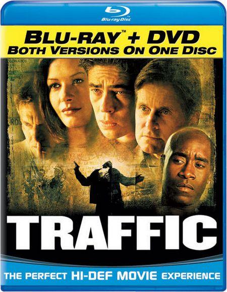<strong><em>Traffic</em></strong> Blu-ray
