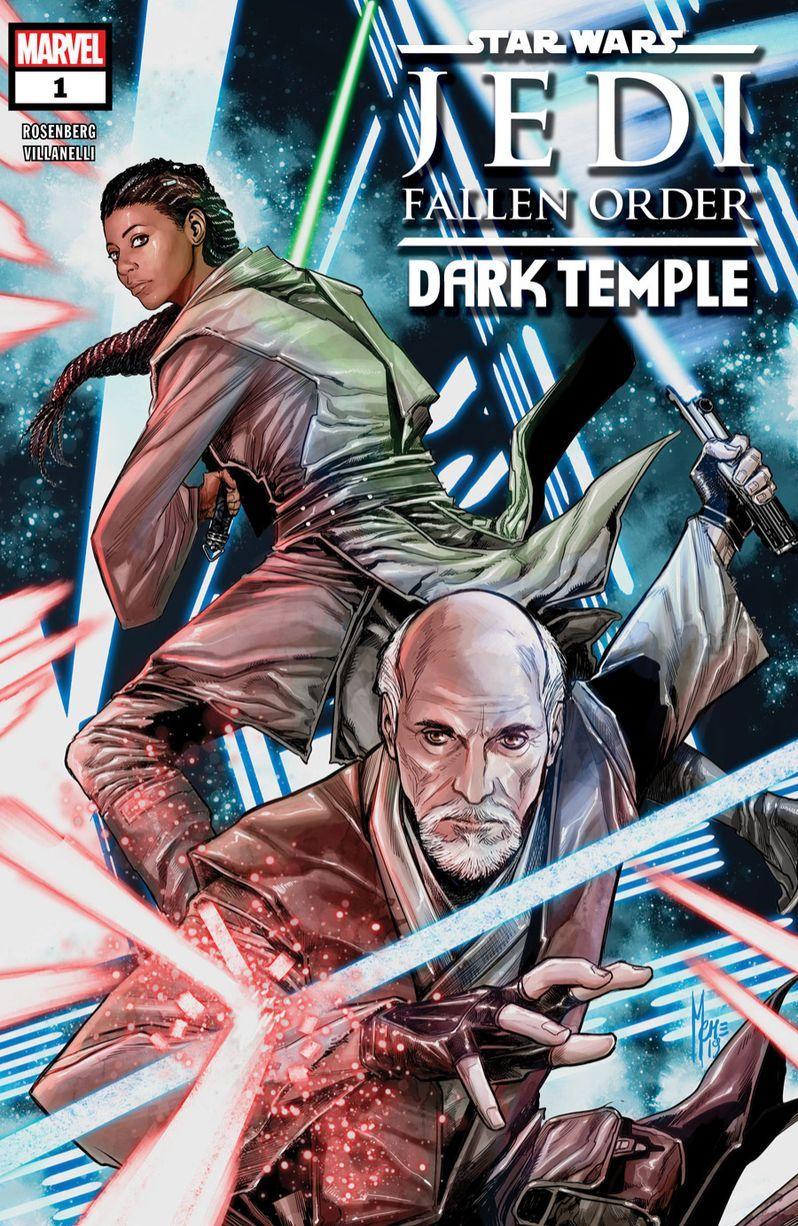 Jedi Star Wars: A Prerequisite of the Cartoon Fallen Order
