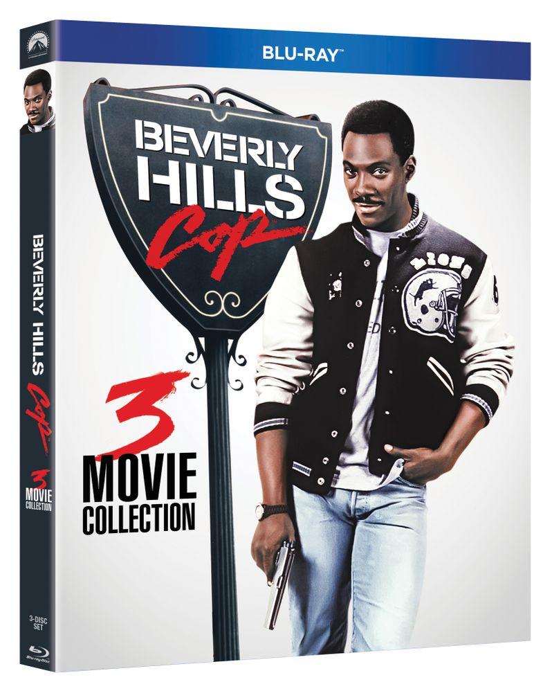 <strong><em>Beverly Hills Cop</em></strong> 4K Ultra HD Blu-ray