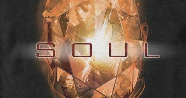 Tony Stark Soul Stone