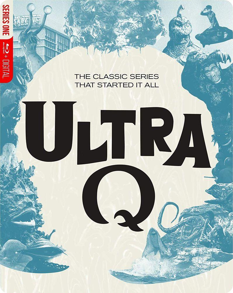 <strong><em>Ultra Q</em></strong> steelbook blu-ray
