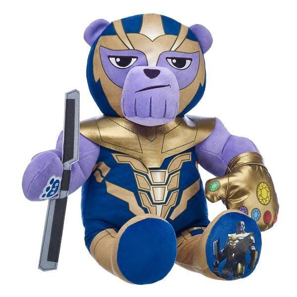 Thanos Build a Bear photo #2