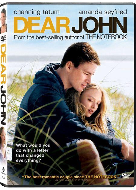 <strong><em>Dear John</em></strong> DVD