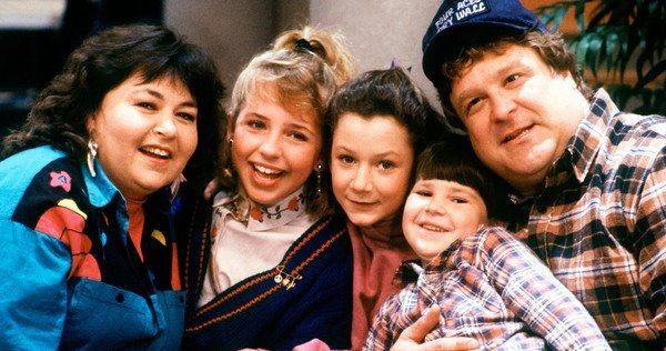 <strong><em>Roseanne</em></strong> family