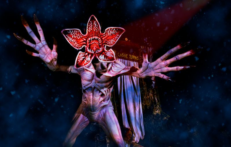 Stranger Thing Max Universal Halloween Horror Nights 2
