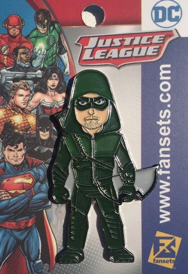 Green Arrow Comic-Con 2017 Pin