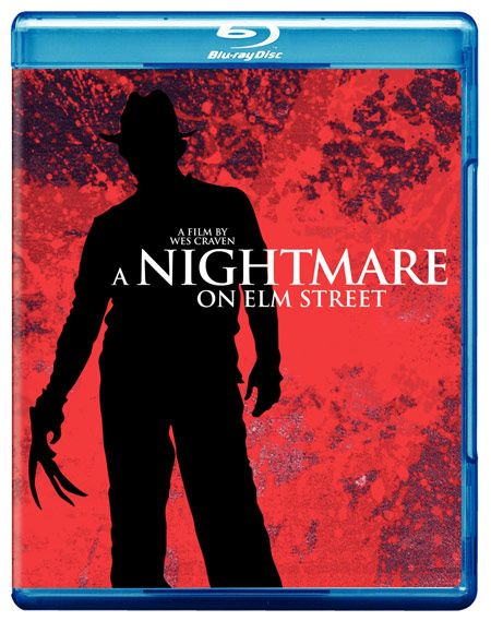 <strong><strong><em>A Nightmare on Elm Street</em></strong></strong> Blu-ray
