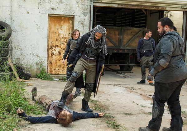 Walking Dead Season 7 Episode 2 Photo 5