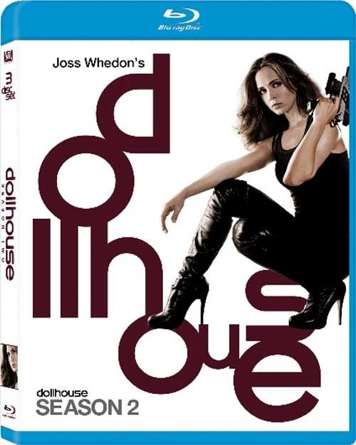 <strong><em>Dollhouse</em></strong>: Season 2 Blu-ray artwork