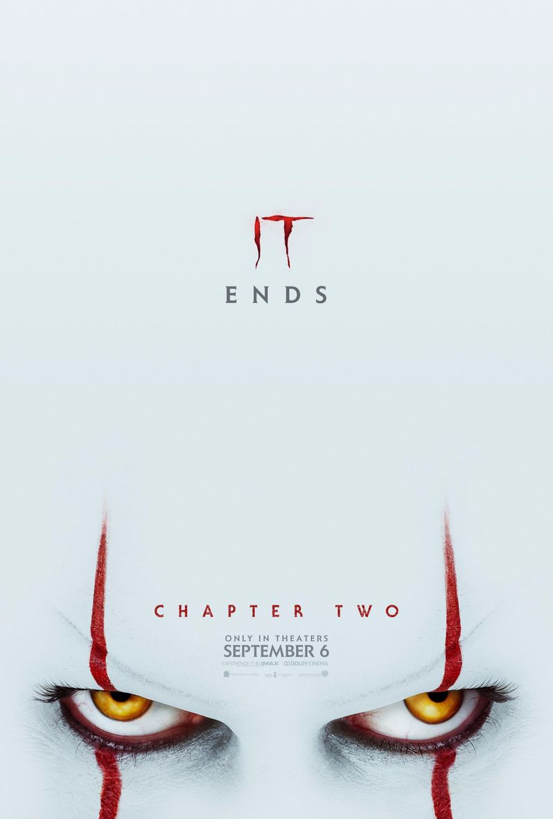<strong><em>IT Chapter Two</em></strong> poster