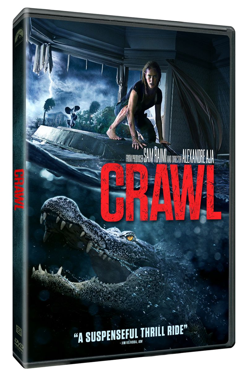 <strong><em>Crawl</em></strong> DVD cover 2