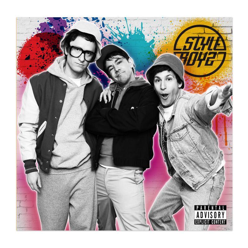 Popstar Vinyl Soundtrack cover #3