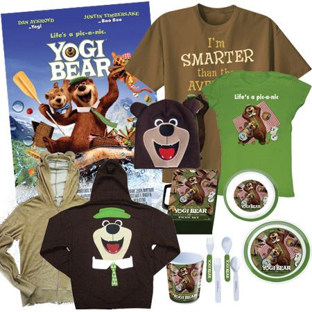 <strong><em>Yogi Bear</em></strong> #1