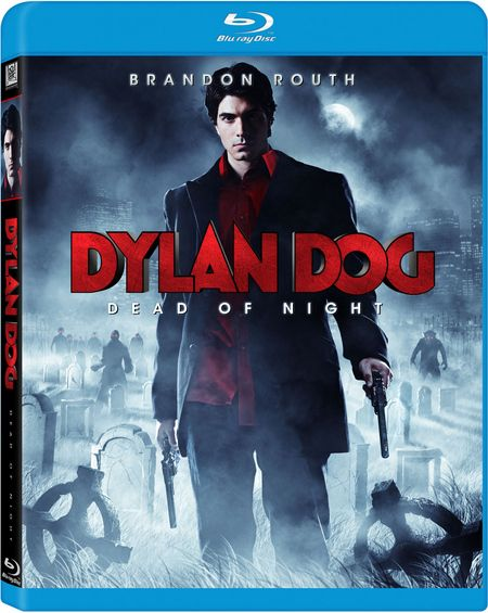 <strong><em>Dylan Dog: Dead of Night</em></strong> Blu-ray artwork