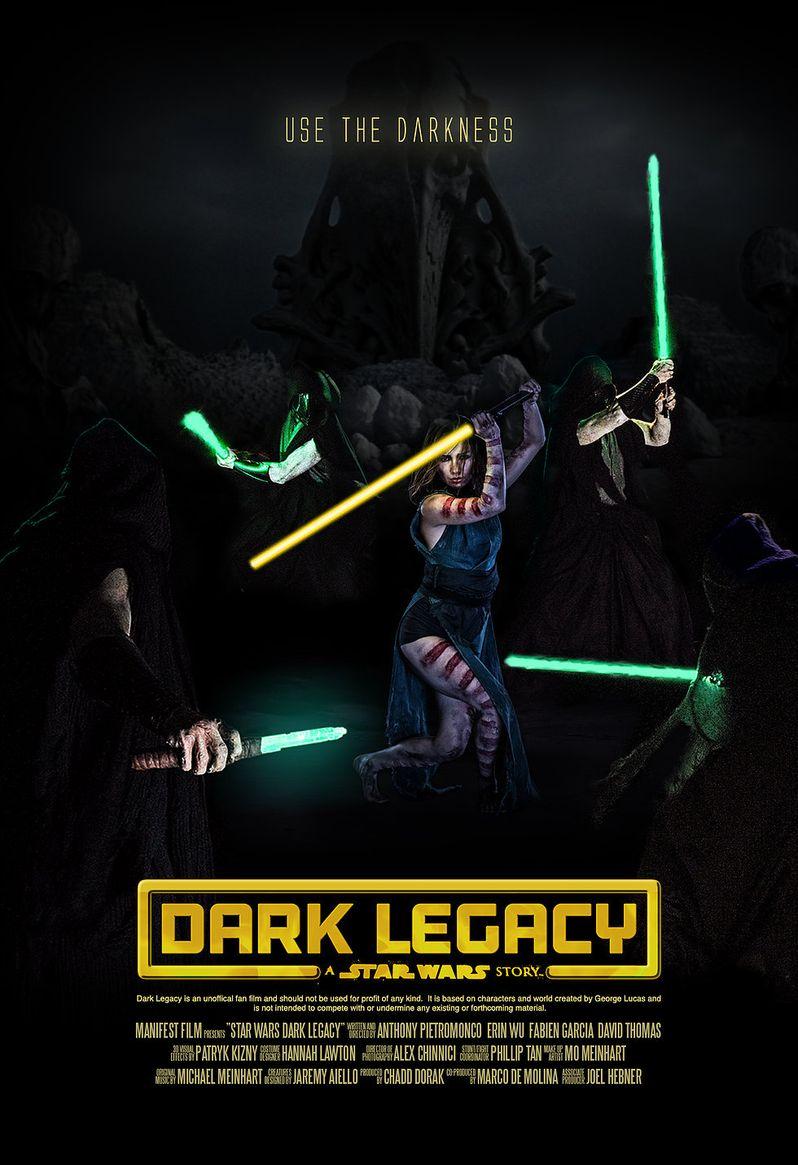 Dark Legacy Poster 4