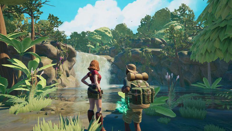 Jumanji Video Game Image #4