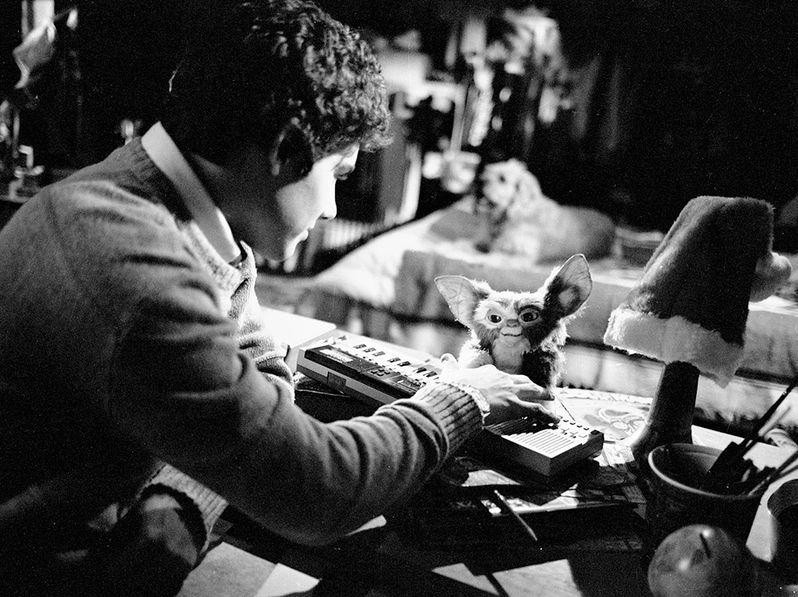 Gremlins (1984) original film still from negative #5