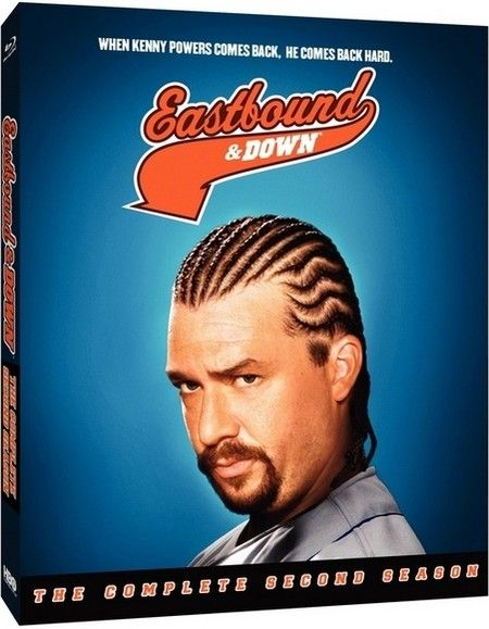<strong><em>Eastbound & Down</em></strong> Season 2 DVD artwork
