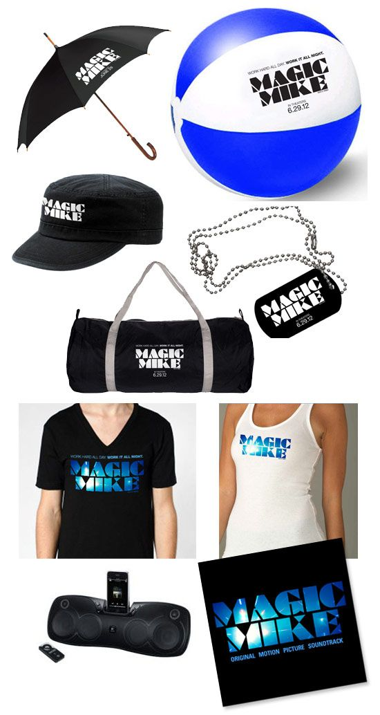 <strong><em>Magic Mike</em></strong> Giveaway