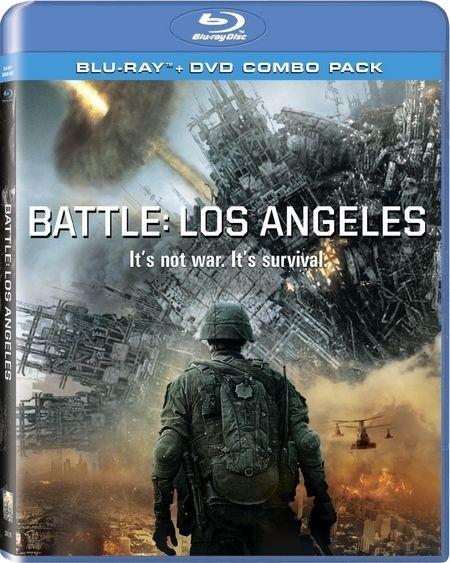 <strong><em>Battle: Los Angeles</em></strong> Blu-ray/DVD Combo Pack artwork