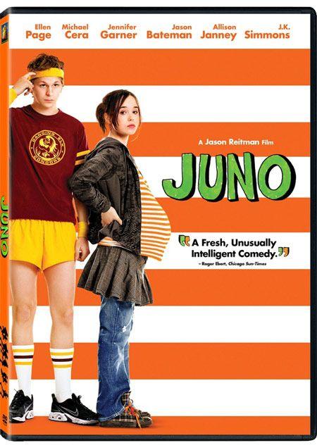 <strong><em>Juno</em></strong> DVD