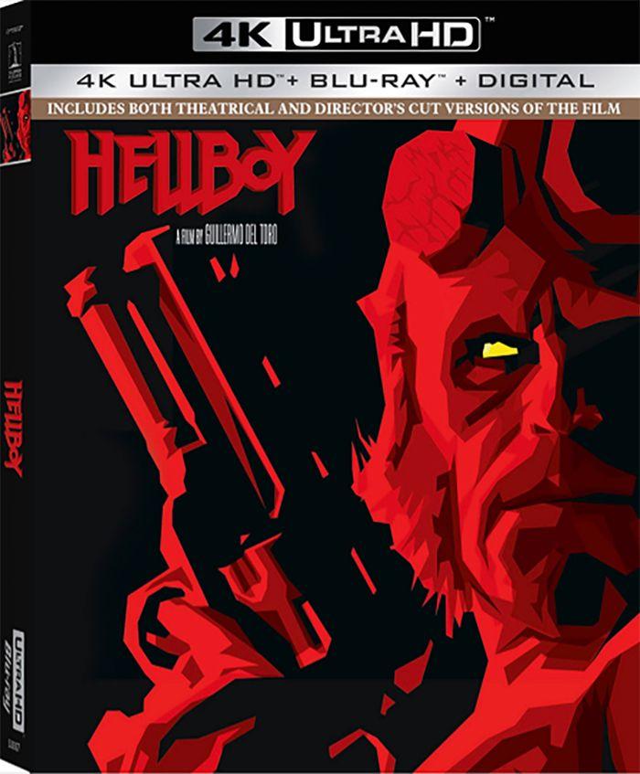 <strong><em>Hellboy</em></strong> (2004) 4K Ultra HD Blu-ray