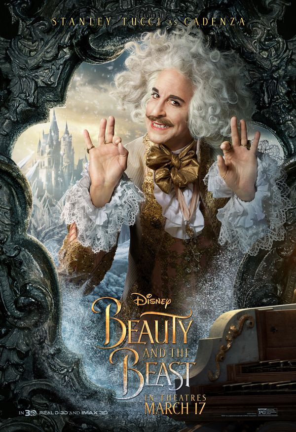 <strong><em>Beauty and the Beast</em></strong> Cadenza Poster