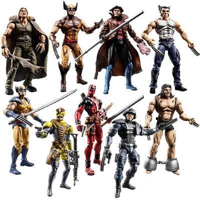 Wolverine Figures