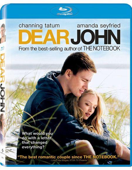 <strong><em>Dear John</em></strong> Blu-ray
