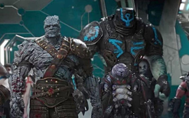 Avengers Endgame New Asgard Easter egg photo #2