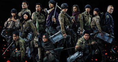Attack on Titan Trailer Delivers Insane Action & Terror