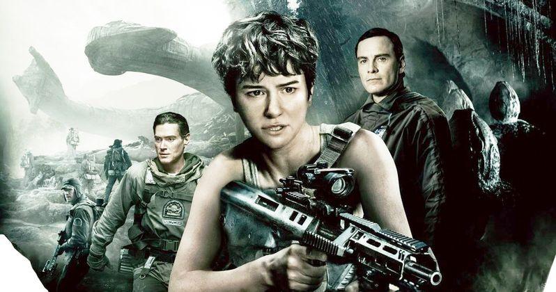 Alien Covenant Review: Deja Vu All Over Again