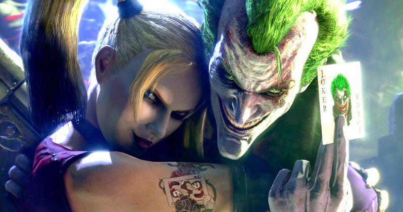 Margot Robbie Compares Suicide Squad to Dark Knight