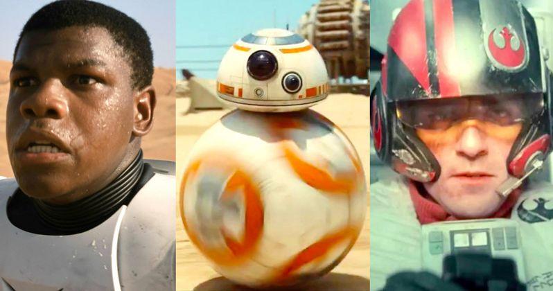 Star Wars: The Force Awakens Opening Scene Revealed?